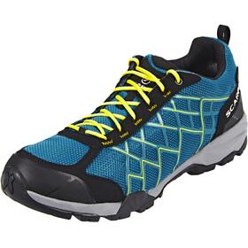 Scarpa Hydrogen GTX Shoes Men ocean blue/spring green
